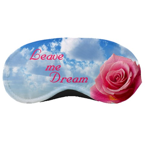 Dream Mask By Deborah   Sleeping Mask   23erqteonfwz   Www Artscow Com Front