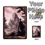 Mountain - Island - Multi-purpose Cards (Rectangle)