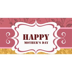 Mom By Joely   Mom 3d Greeting Card (8x4)   Mjx2here1hir   Www Artscow Com Front