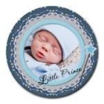 My Little Prince Round Mousepad