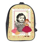 Paper Doll Bag - School Bag (Large)