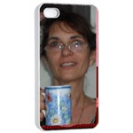paulie - Apple iPhone 4/4s Seamless Case (White)