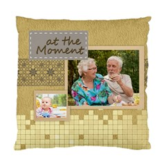 Moment By Joely   Standard Cushion Case (two Sides)   Zx1y5qqqeh98   Www Artscow Com Front