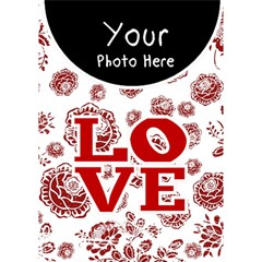 Love By Lillyskite   Love Bottom 3d Greeting Card (7x5)   8eeqn42ue5h8   Www Artscow Com Inside