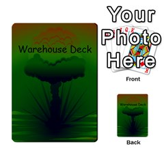 Jericho Cards By Benson J  Whitney   Multi Purpose Cards (rectangle)   A9zygppmmyd7   Www Artscow Com Back 26