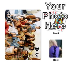 Memories By Tammy   Playing Cards 54 Designs   7tluf8yjm1cg   Www Artscow Com Front - Club3