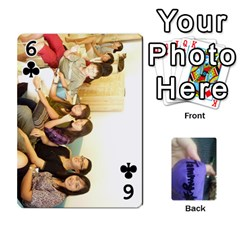 Memories By Tammy   Playing Cards 54 Designs   7tluf8yjm1cg   Www Artscow Com Front - Club6