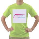 Cosmos Green T-Shirt