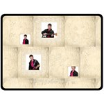 Happy Mothers Day Giant Fleece Blanket - Fleece Blanket (Large)