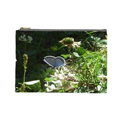 Butterfly Bag For Cosmetics By Riksu   Cosmetic Bag (large)   V0jo55p1rs5r   Www Artscow Com Front