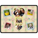 Family Love XL Fleece Blanket - Fleece Blanket (Large)