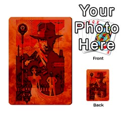 Ebay Client By German R  Gomez   Multi Purpose Cards (rectangle)   O55brgjtz2di   Www Artscow Com Back 52