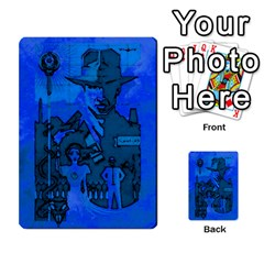 Ebay Client By German R  Gomez   Multi Purpose Cards (rectangle)   O55brgjtz2di   Www Artscow Com Back 3