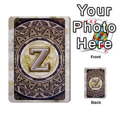 Ebay Client By German R  Gomez   Multi Purpose Cards (rectangle)   O55brgjtz2di   Www Artscow Com Back 27