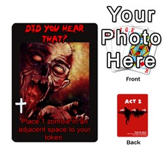 Dead Of Night 2/2 By Belling   Playing Cards 54 Designs   P4xo2i2r8p8n   Www Artscow Com Front - Heart8