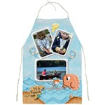 Fishing Full Print Apron1