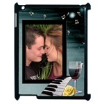 A Little love Apple ipad 2 Case - Apple iPad 2 Case (Black)