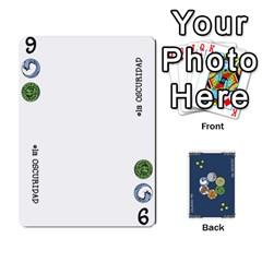 King Decktet En Español By Carlos   Playing Cards 54 Designs   Zq9y1kmckfng   Www Artscow Com Front - SpadeK