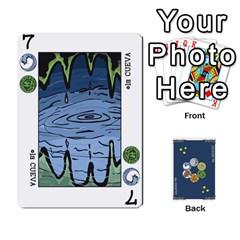 Decktet En Español By Carlos   Playing Cards 54 Designs   Zq9y1kmckfng   Www Artscow Com Front - Diamond10