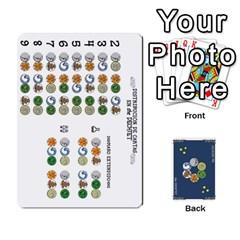 Decktet En Español By Carlos   Playing Cards 54 Designs   Zq9y1kmckfng   Www Artscow Com Front - Club9