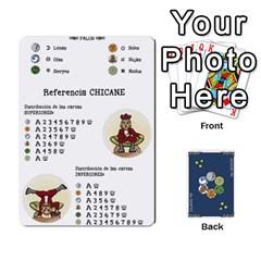 Ace Decktet En Español By Carlos   Playing Cards 54 Designs   Zq9y1kmckfng   Www Artscow Com Front - ClubA