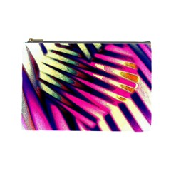 Illusion 2 By Riksu   Cosmetic Bag (large)   Wfx5a61t5lgr   Www Artscow Com Front