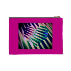 Illusion 2 By Riksu   Cosmetic Bag (large)   Wfx5a61t5lgr   Www Artscow Com Back