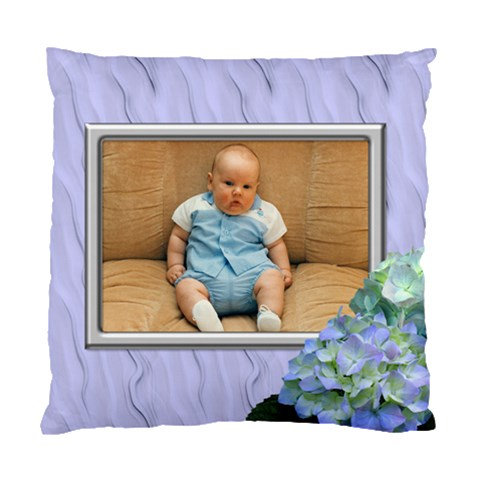 Lilac Delight Cushion Case By Deborah   Standard Cushion Case (one Side)   6ve06tyq18b2   Www Artscow Com Front