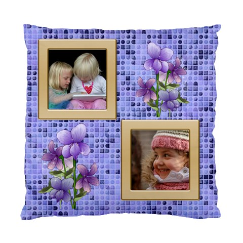 Little Violet By Deborah   Standard Cushion Case (one Side)   Ijlqxrbcjmlf   Www Artscow Com Front