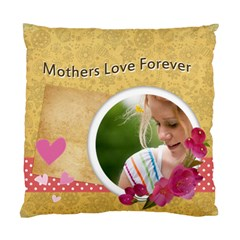 Mothers Day By Joely   Standard Cushion Case (two Sides)   G6u8ubl6spjv   Www Artscow Com Back