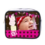 Sweet Baby Pink - Mini Toiletries (one side) - Mini Toiletries Bag (One Side)