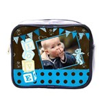 Sweet Baby Blue - Mini Toiletries (one side) - Mini Toiletries Bag (One Side)