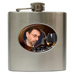 Brandy Bourbon Whisky 6oz Flask - Hip Flask (6 oz)