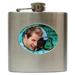 Musos Hip flask 6oz - Hip Flask (6 oz)