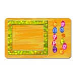 happy easter 4 - Magnet (Rectangular)