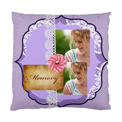 Memory By Joely   Standard Cushion Case (two Sides)   8bx2mw07o2ie   Www Artscow Com Back