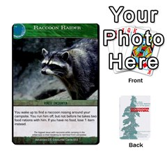 Advanced Outdoor Survival Forest And Desert Encounter Deck By Michael   Playing Cards 54 Designs   Jf3o4cc8g3ml   Www Artscow Com Front - Spade6