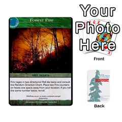 Jack Advanced Outdoor Survival Forest And Desert Encounter Deck By Michael   Playing Cards 54 Designs   Jf3o4cc8g3ml   Www Artscow Com Front - SpadeJ