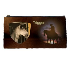 Horse Lovers Pencil Case By Deborah   Pencil Case   1iodgusouzij   Www Artscow Com Front