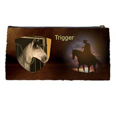 Horse Lovers Pencil Case By Deborah   Pencil Case   1iodgusouzij   Www Artscow Com Back