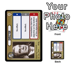 Cold War Cia Vs Kgb 3 Players By Heath Doerr   Multi Purpose Cards (rectangle)   8dggt66ngh9q   Www Artscow Com Front 15