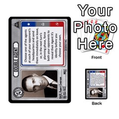 Cold War Cia Vs Kgb 3 Players By Heath Doerr   Multi Purpose Cards (rectangle)   8dggt66ngh9q   Www Artscow Com Front 20
