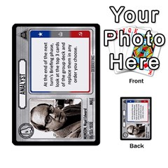 Cold War Cia Vs Kgb 3 Players By Heath Doerr   Multi Purpose Cards (rectangle)   8dggt66ngh9q   Www Artscow Com Front 21