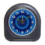 Blue Lagoon Travel Alarm Clock
