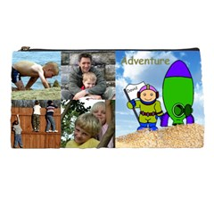 Adventure Pencil Case By Deborah   Pencil Case   Fys6bvihmgue   Www Artscow Com Front