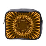 Golden Lagoon Mini Toiletries Bag (Two Sides)