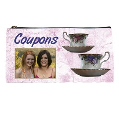 Coupons Case By Deborah   Pencil Case   Vf8c2b2mgx98   Www Artscow Com Front