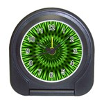 Green Lagoon Travel Alarm Clock