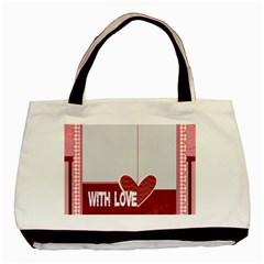 With Love By Mac Book   Basic Tote Bag (two Sides)   2q68fkj9gg2h   Www Artscow Com Back