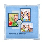 family - Standard Cushion Case (Two Sides)
